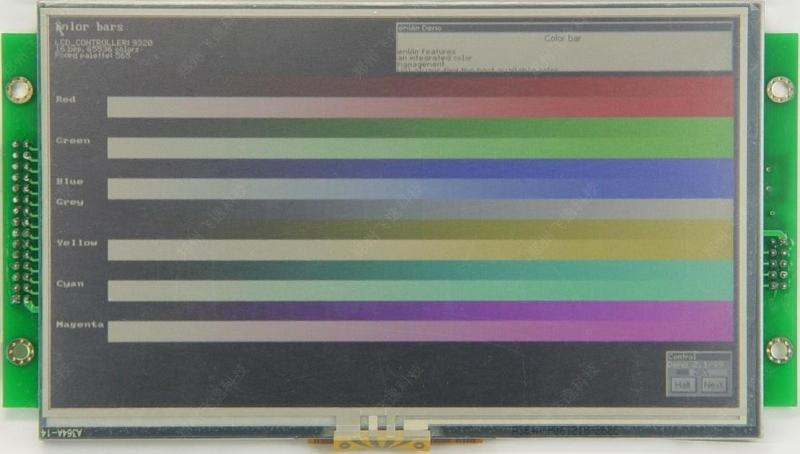 Industrial 7-inch LCD